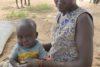 Endlich kann diese Mutter für sich selbst und ihr unterernährtes Kind sorgen (csi)