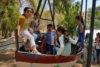 Diese Kinder vom Ausbildungszentrum in Homs genossen hier den ersten Ausflug in ihrem Leben (csi)