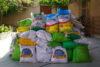 Diese Nahrungsmittelpakete sind für die ärmsten Menschen bestimmt (csi)