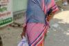 Lila Roy hat eines der 750 Lebensmittelpakete erhalten (csi)