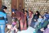 Diese Frauen lernen im CSI-Alphabetisierungkurs in Oberägypten lesen und schreiben. csi