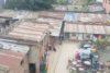 Auch in diesem Slumgebiet von Kathmandu werden die CSI-Partner Nahrungsmittel an die Bedürftigsten verteilen (csi)