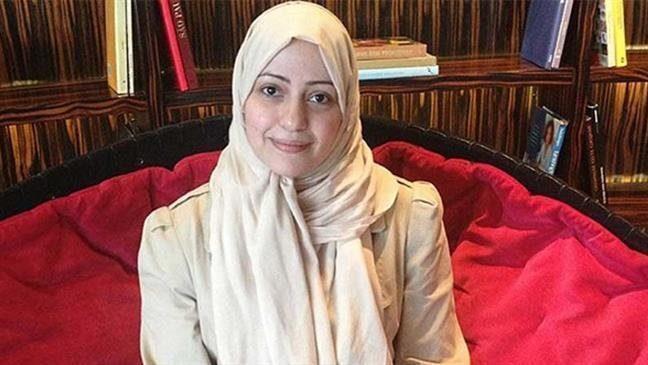 Israa Al-Ghomgham wurde dieses Jahr zu acht Jahren Gefängnis verurteilt. chgo