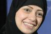 Samar Badawi ist endlich frei. wm