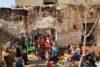 Im Zentrum von Homs erlebten die Kinder ein unvergessliches Weihnachtsfest (csi)